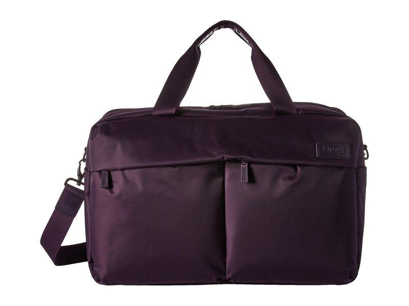 リパルトパリ レディース ボストンバッグ バッグ City Plume 24 Hour Bag Purple