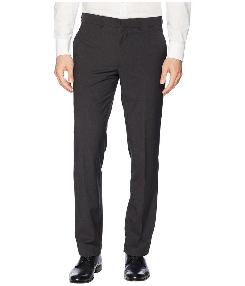 ケネスコール メンズ カジュアルパンツ ボトムス Techni-Cole Suit Separate Pants Stretch Grey/Black Check