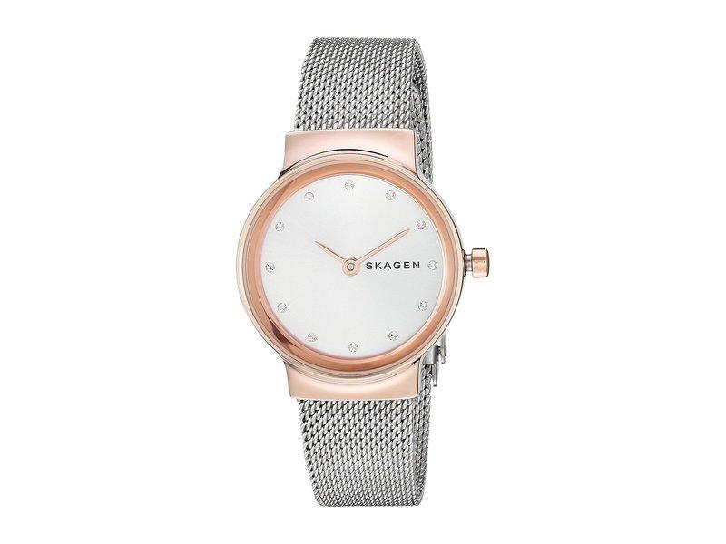 スカーゲン レディース 腕時計 アクセサリー Freja - SKW2716 Silver