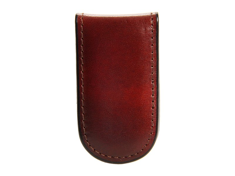 ボスカ メンズ 財布 アクセサリー Old Leather Collection - Magnetic Money Clip Cognac Leather