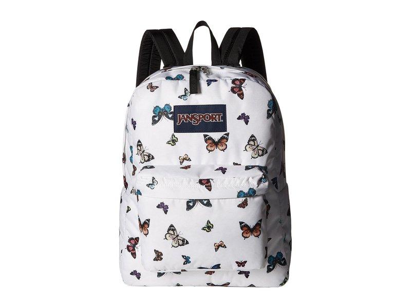 ジャンスポーツ メンズ バックパック・リュックサック バッグ SuperBreak Butterflies