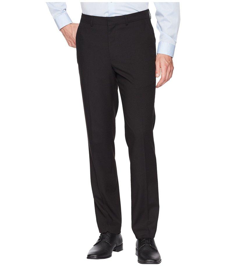 ケネスコール メンズ カジュアルパンツ ボトムス Techni-Cole Suit Separate Pants Stretch Black
