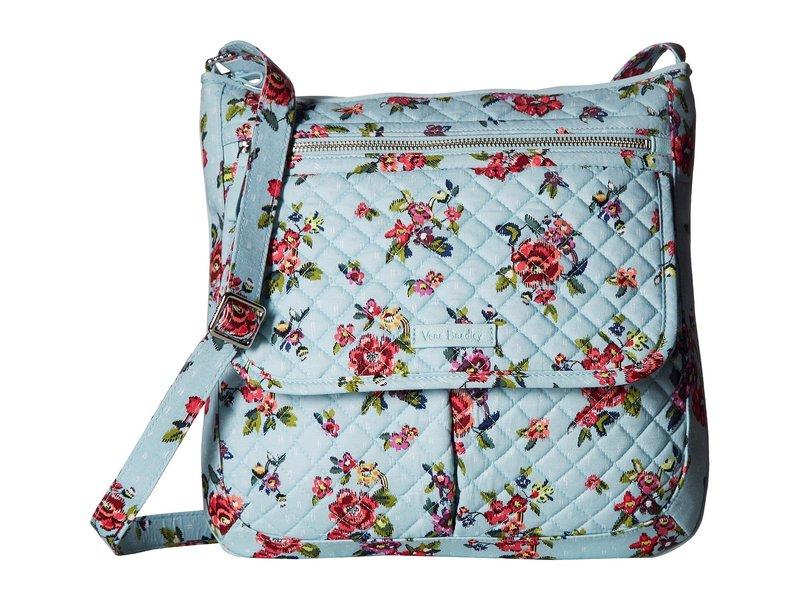 ベラブラッドリー レディース ハンドバッグ バッグ Iconic Mailbag Water Bouquet