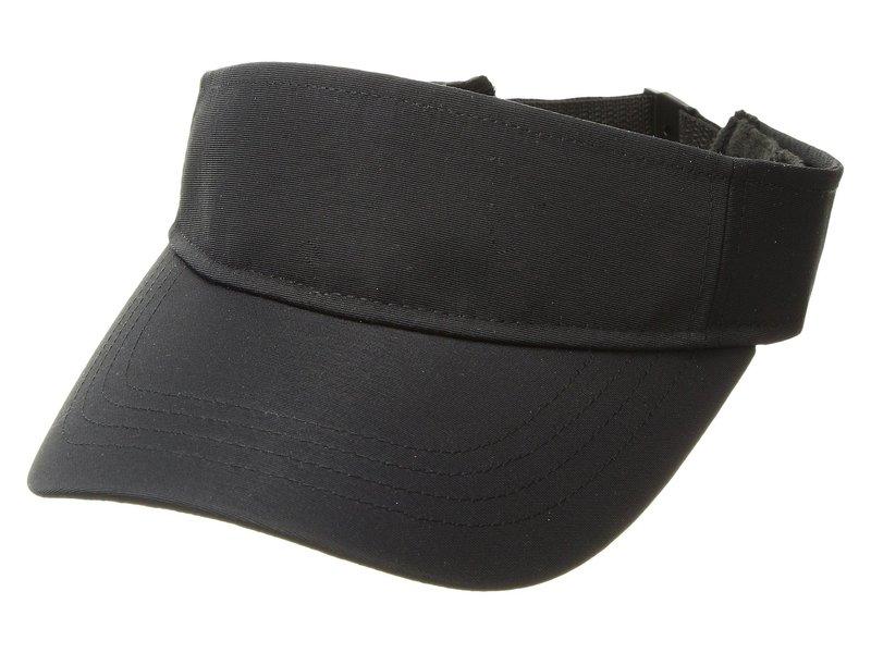 オニア メンズ 帽子 アクセサリー Ryan Visor Black
