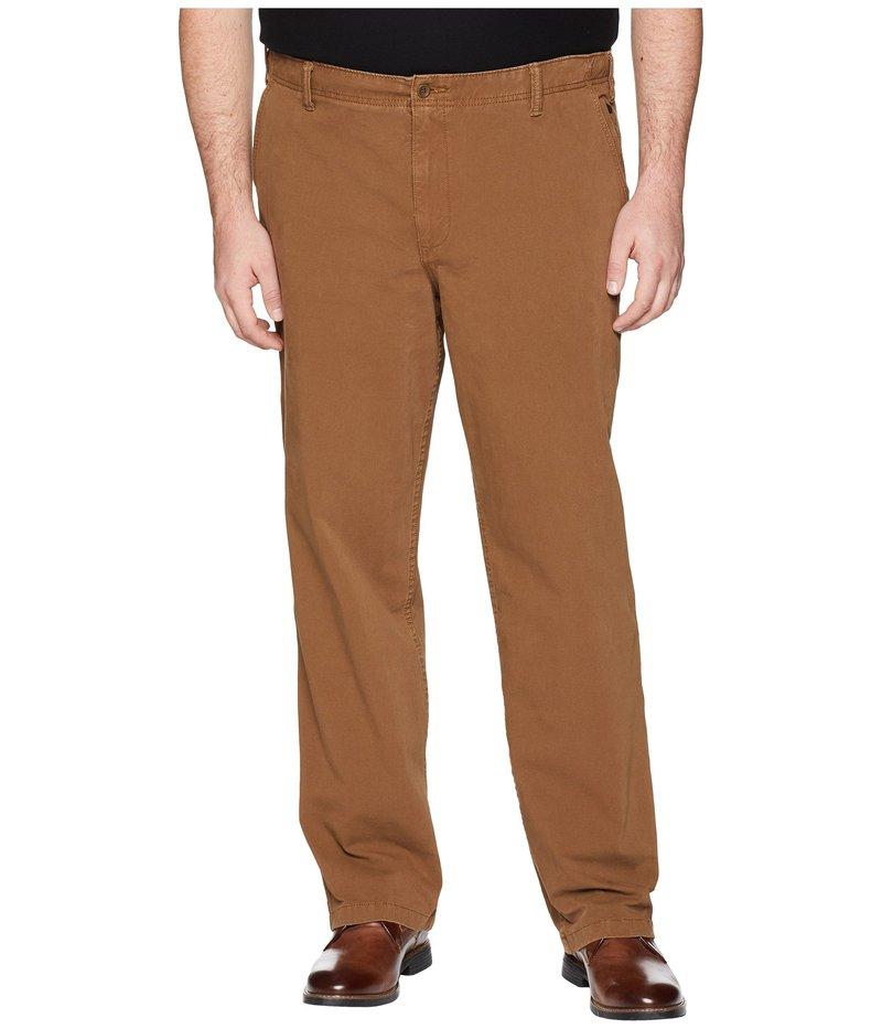 ドッカーズ メンズ カジュアルパンツ ボトムス Big & Tall Downtime Khaki D3 Smart 360 Flex Pants Tobacco