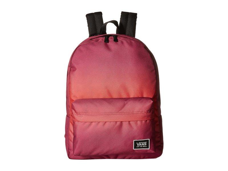 バンズ レディース バックパック・リュックサック バッグ Realm Classic Backpack Magenta Haze Gradient