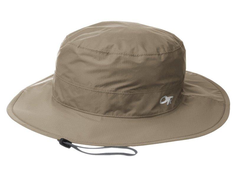 アウトドアリサーチ メンズ 帽子 アクセサリー Cloud Fest Rain Hat Walnut