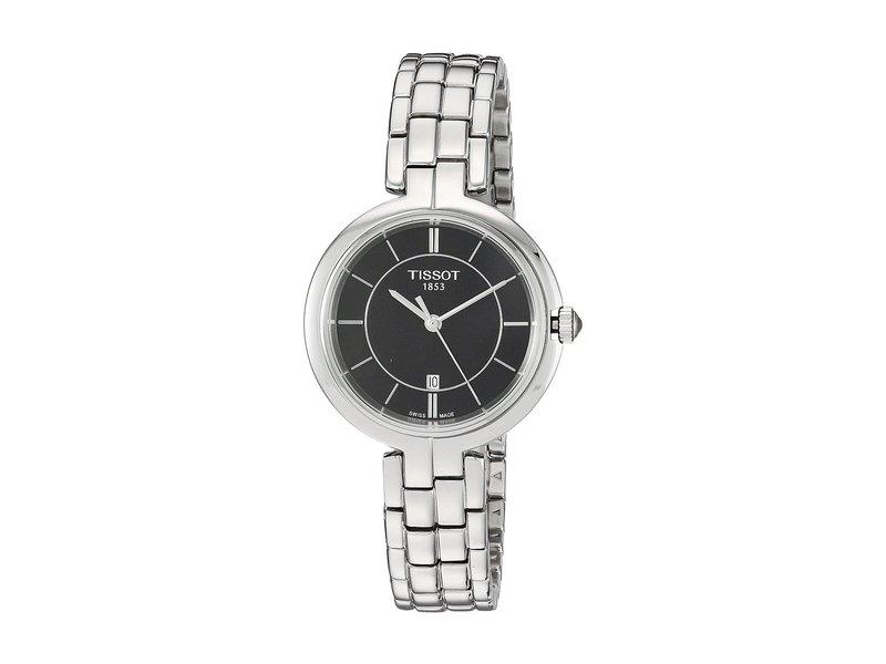 ティソット レディース 腕時計 アクセサリー Flamingo - T0942101105100 Black/Grey