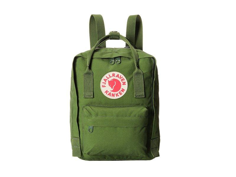 フェールラーベン メンズ バックパック・リュックサック バッグ Knken Mini Leaf Green