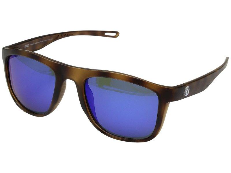 サンスキ メンズ サングラス・アイウェア アクセサリー Navarro Tortoise/Blue