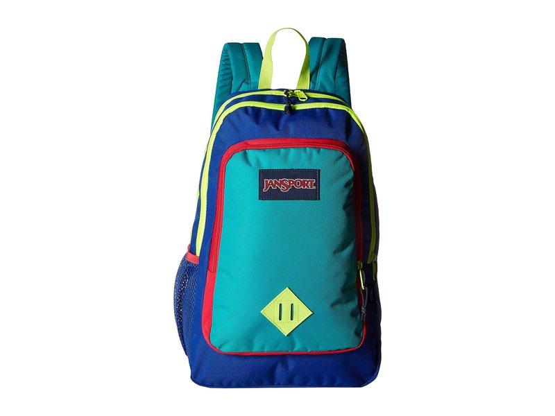 ジャンスポーツ メンズ バックパック・リュックサック バッグ Super Sneak Regal Blue/Neon Yellow