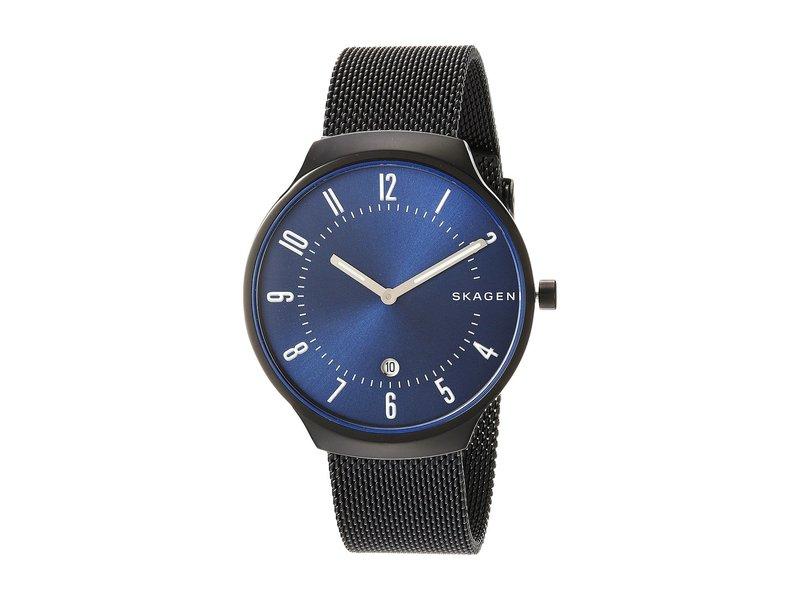 スカーゲン メンズ 腕時計 アクセサリー Grenen - SKW6461 Black