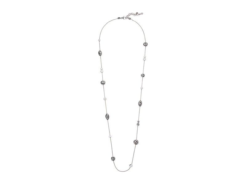 ブライトン レディース ネックレス・チョーカー・ペンダントトップ アクセサリー Contempo Long Necklace Silver