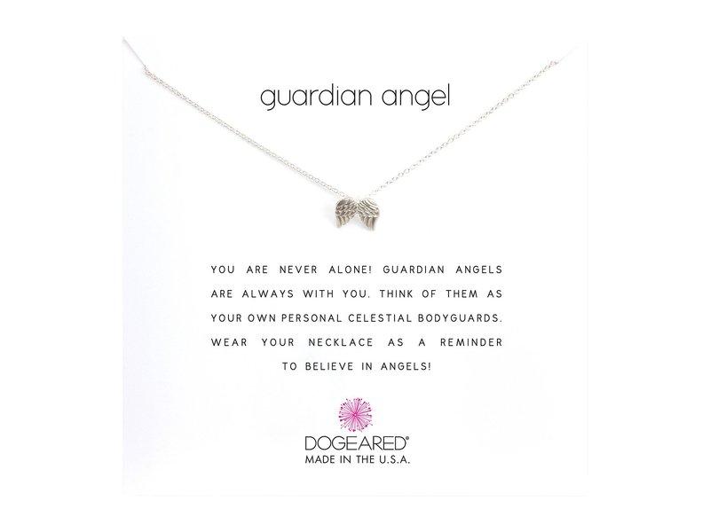 ドジャード レディース ネックレス・チョーカー・ペンダントトップ アクセサリー Guardian Angel Reminder Necklace Sterling Silver