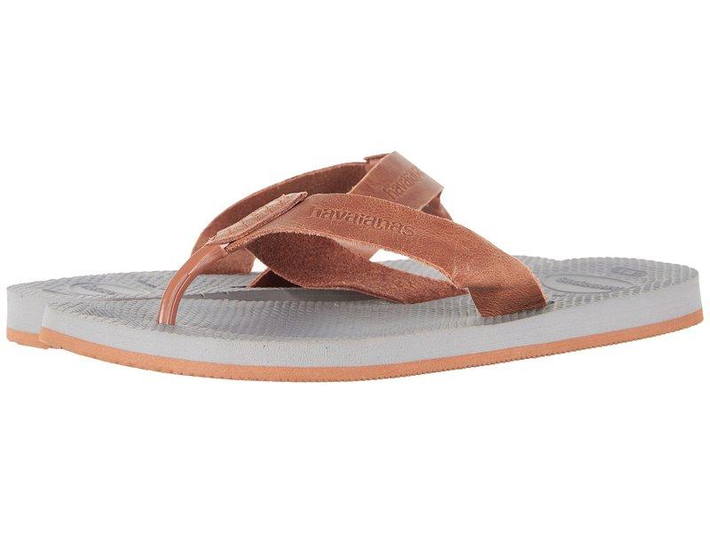 ハワイアナス メンズ サンダル シューズ Urban Special Flip-Flops Dark Brown