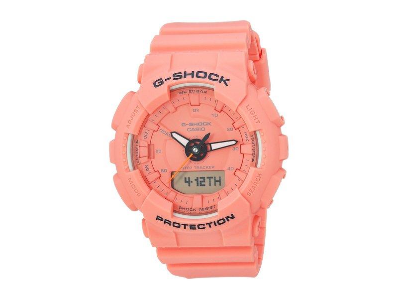 ジーショック レディース 腕時計 アクセサリー GMAS130VC-4A Orange