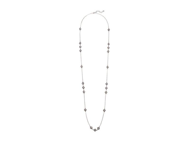 ブライトン レディース ネックレス・チョーカー・ペンダントトップ アクセサリー Alcazar Long Necklace Crystal