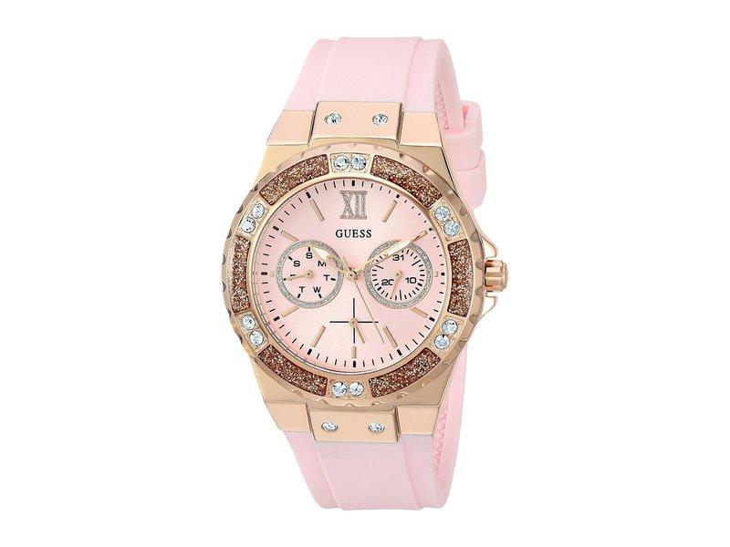 ゲス レディース 腕時計 アクセサリー U1053L3 Pink/Rose Gold