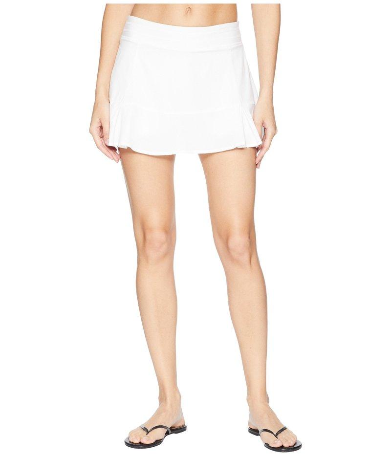 タスクパフォーマンス レディース スカート ボトムス Rhythm II Skirt White