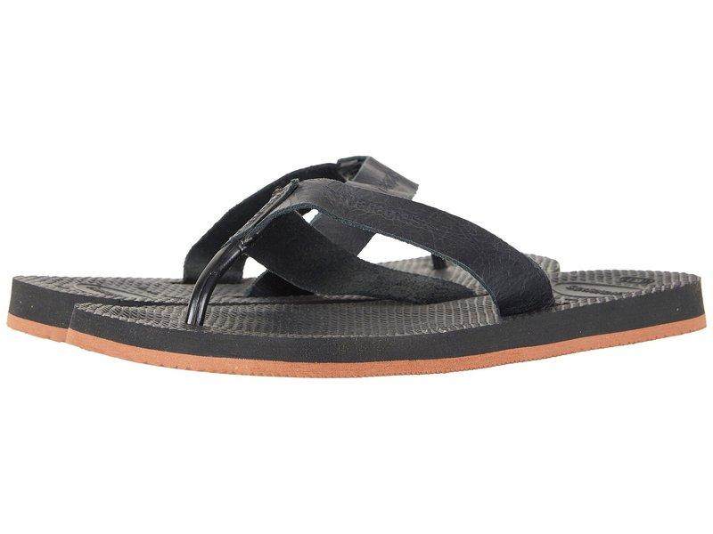 ハワイアナス メンズ サンダル シューズ Urban Special Flip-Flops Black