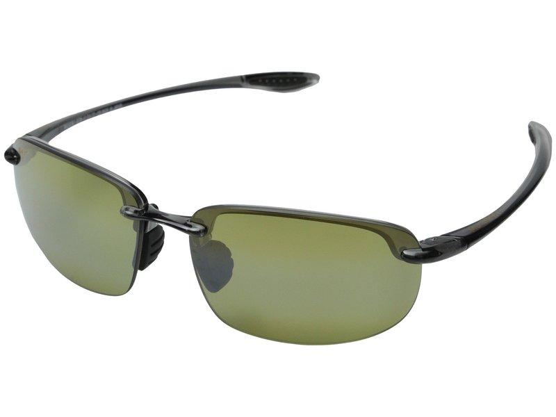 マウイジム メンズ サングラス・アイウェア アクセサリー Ho'okipa Universal Fit Smoke Grey/Maui HT