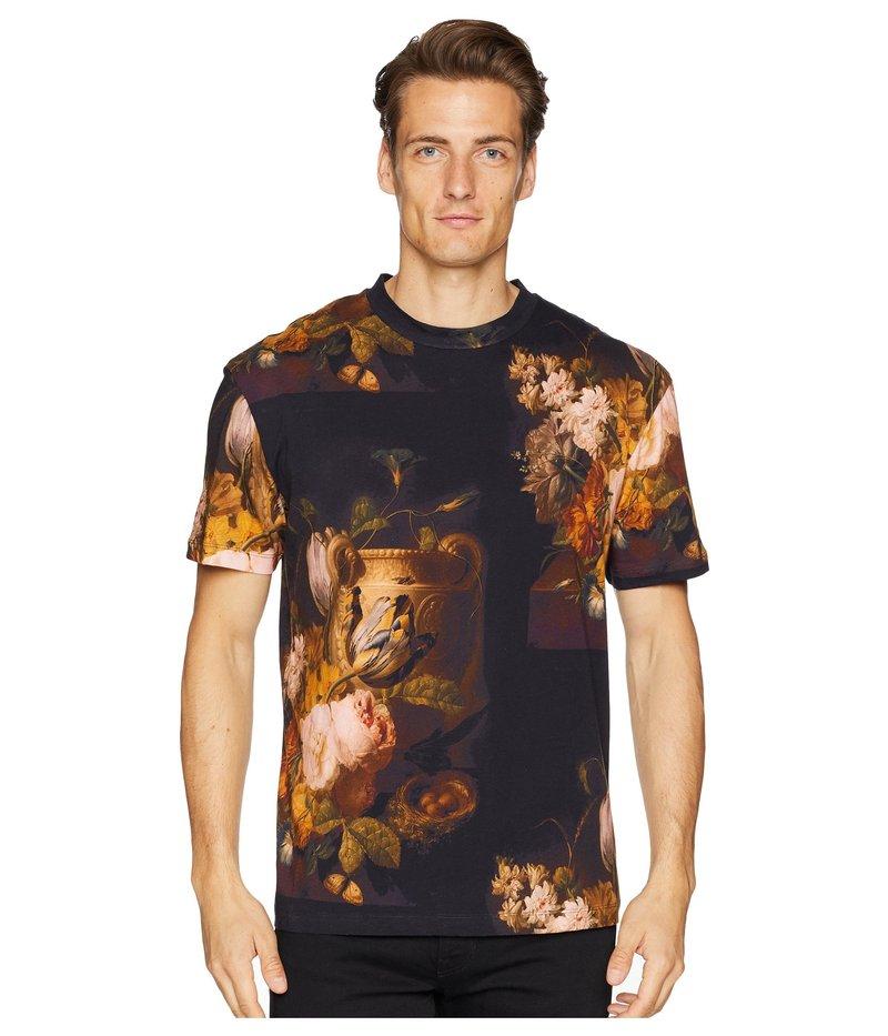 アレキサンダー・マックイーン メンズ シャツ トップス Dutch Masters T-Shirt Multi
