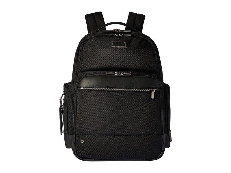 ブリグスアンドライリー メンズ バックパック・リュックサック バッグ @work Large Cargo Backpack Black
