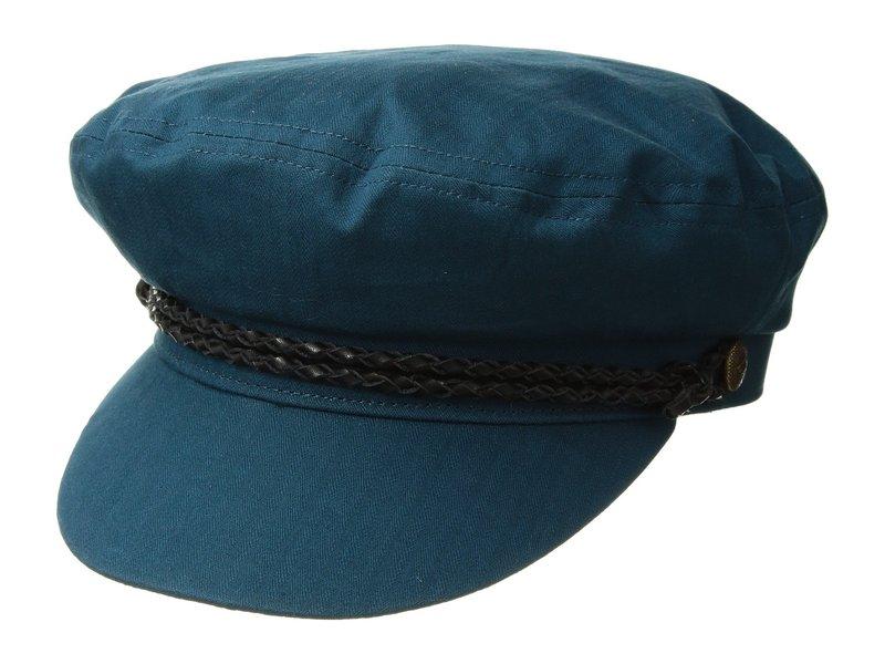 ブリクストン レディース 帽子 アクセサリー Ashland Cap Teal