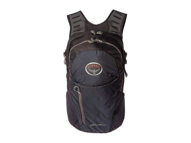 オスプレー メンズ バックパック・リュックサック バッグ Daylite Plus Black