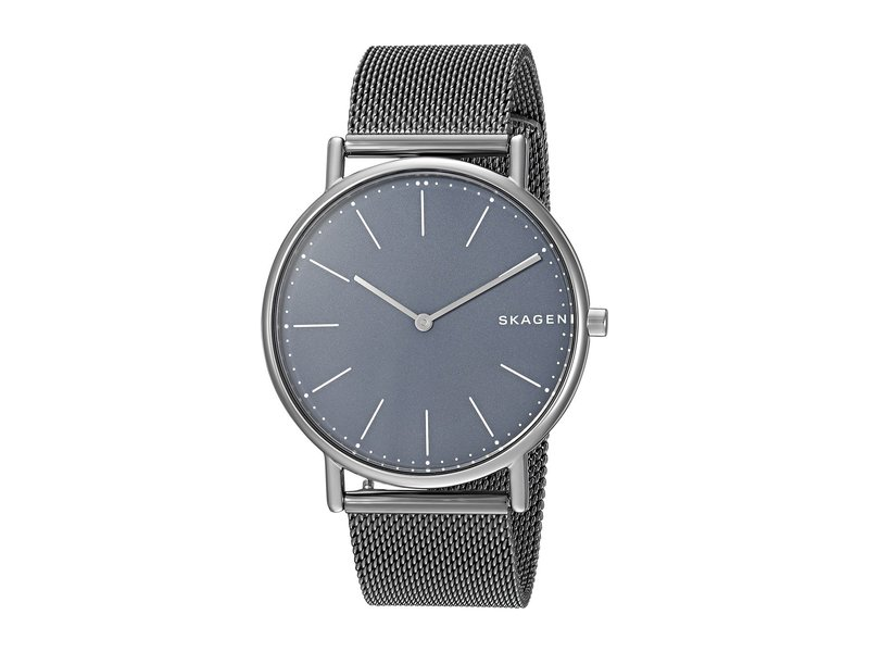 スカーゲン メンズ 腕時計 アクセサリー Signatur - SKW6420 Gunmetal