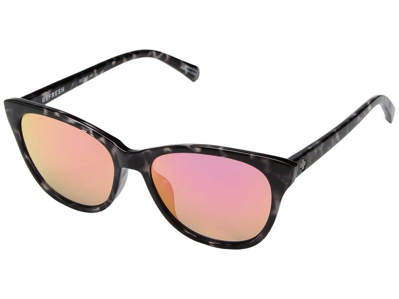 スパイオプティック メンズ サングラス・アイウェア アクセサリー Spritzer Black Tort/Gray/Pink Spectra