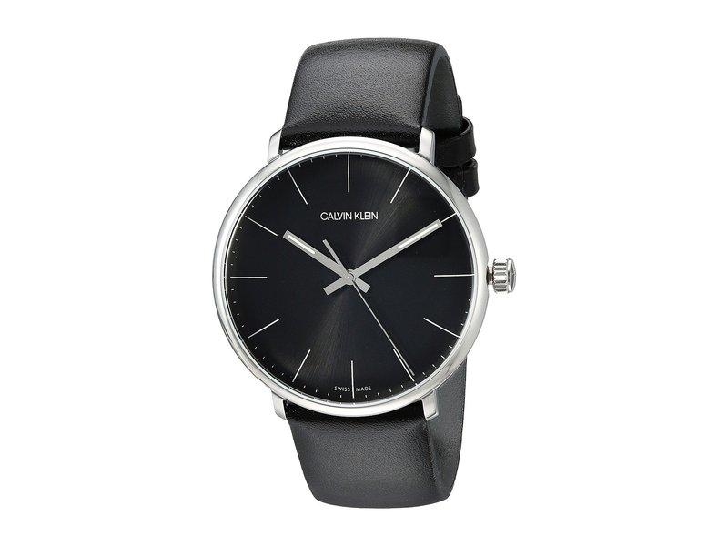 カルバンクライン メンズ 腕時計 アクセサリー High Noon Watch - K8M211C1 Black