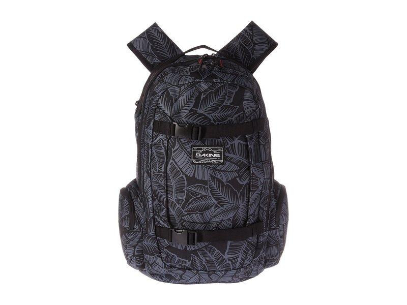 ダカイン メンズ バックパック・リュックサック バッグ Mission Backpack 25L Stencil Palm