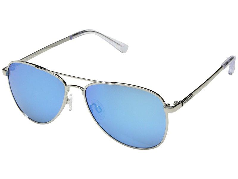 ボンジッパー メンズ サングラス・アイウェア アクセサリー Statey Silver/Ice Chrome