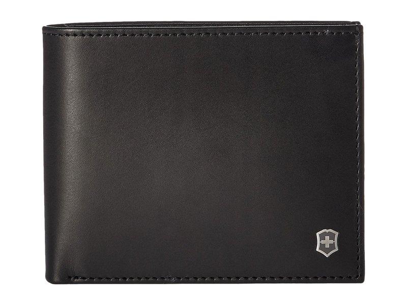 ビクトリノックス メンズ 財布 アクセサリー Altius Edge Zenon Bifold Wallet w/ RFID Black