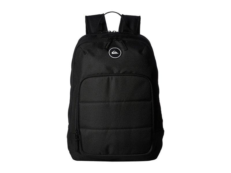 クイックシルバー メンズ バックパック・リュックサック バッグ Burst II Backpack Black