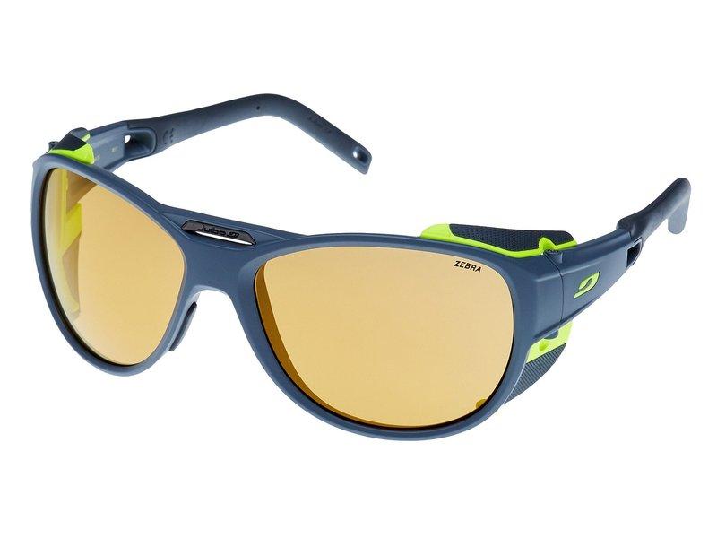 ジュルボアイウェア メンズ サングラス・アイウェア アクセサリー Explorer 2.0 Sunglasses Matte Gray/Green