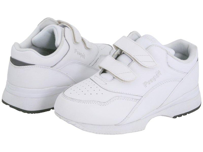 プロペット レディース スニーカー シューズ Tour Walker Medicare/HCPCS Code = A5500 Diabetic Shoe White