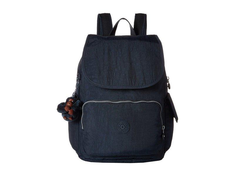キプリング レディース バックパック・リュックサック バッグ Citypack Backpack True Blue