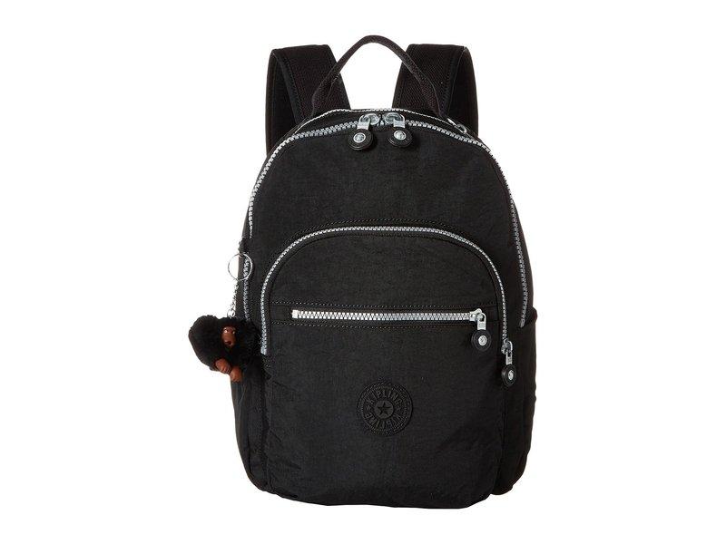 キプリング レディース バックパック・リュックサック バッグ Seoul Go S Backpack Black