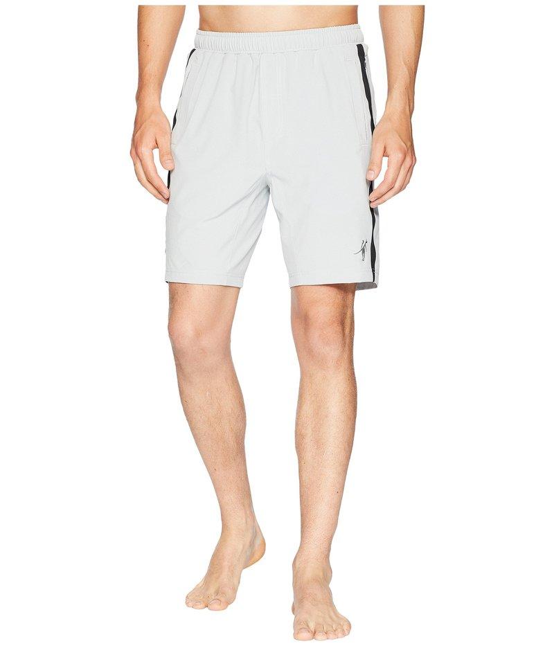 トゥーオンザノーズ メンズ ハーフパンツ・ショーツ スイムウェア Jaws Volley Trainer Shorts Gray