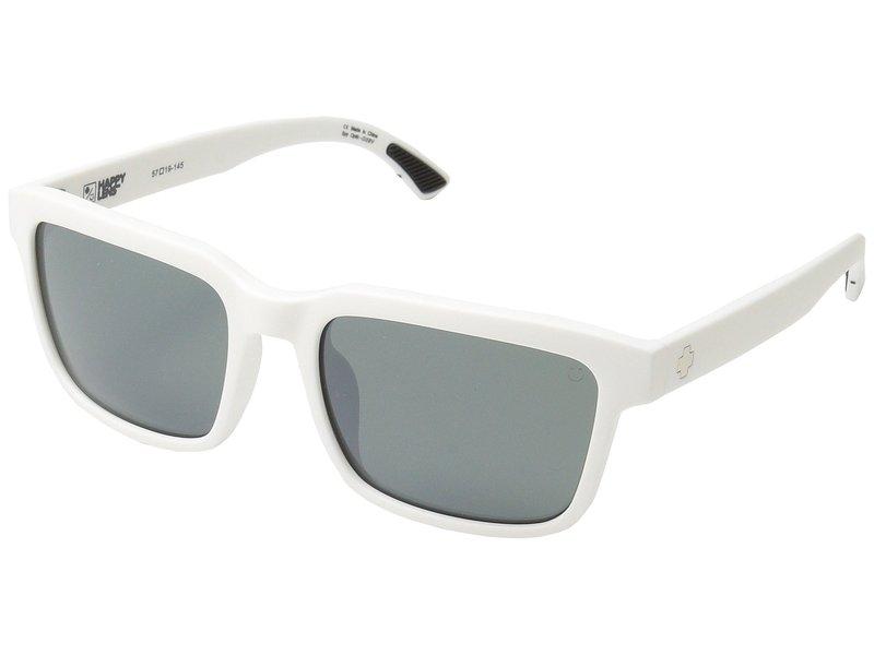 スパイオプティック メンズ サングラス・アイウェア アクセサリー Helm 2 Matte White/Happy Gray Green/Silver Spectra