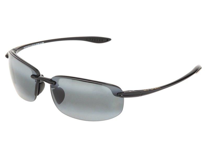 マウイジム メンズ サングラス・アイウェア アクセサリー Ho'okipa Readers 1.5 Gloss Black/Neutral Grey Lens/1.5 Lens