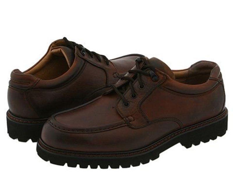 ドッカーズ メンズ オックスフォード シューズ Glacier Dark Tan Leather