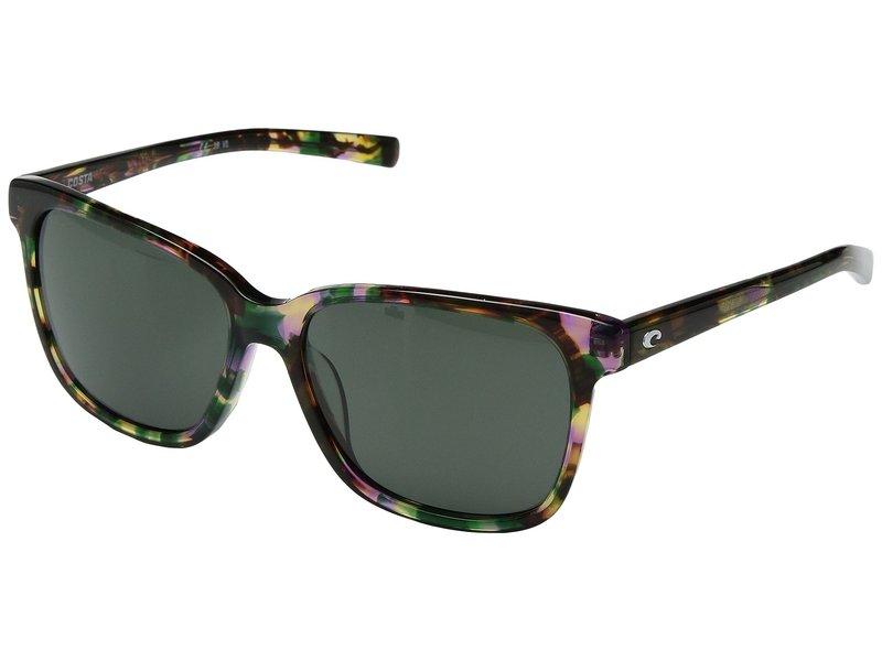 コスタ メンズ サングラス・アイウェア アクセサリー May Shiny Abalone Frame/Gray 580G