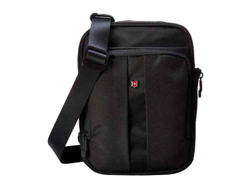 ビクトリノックス メンズ ボストンバッグ バッグ Vertical Travel Companion Black
