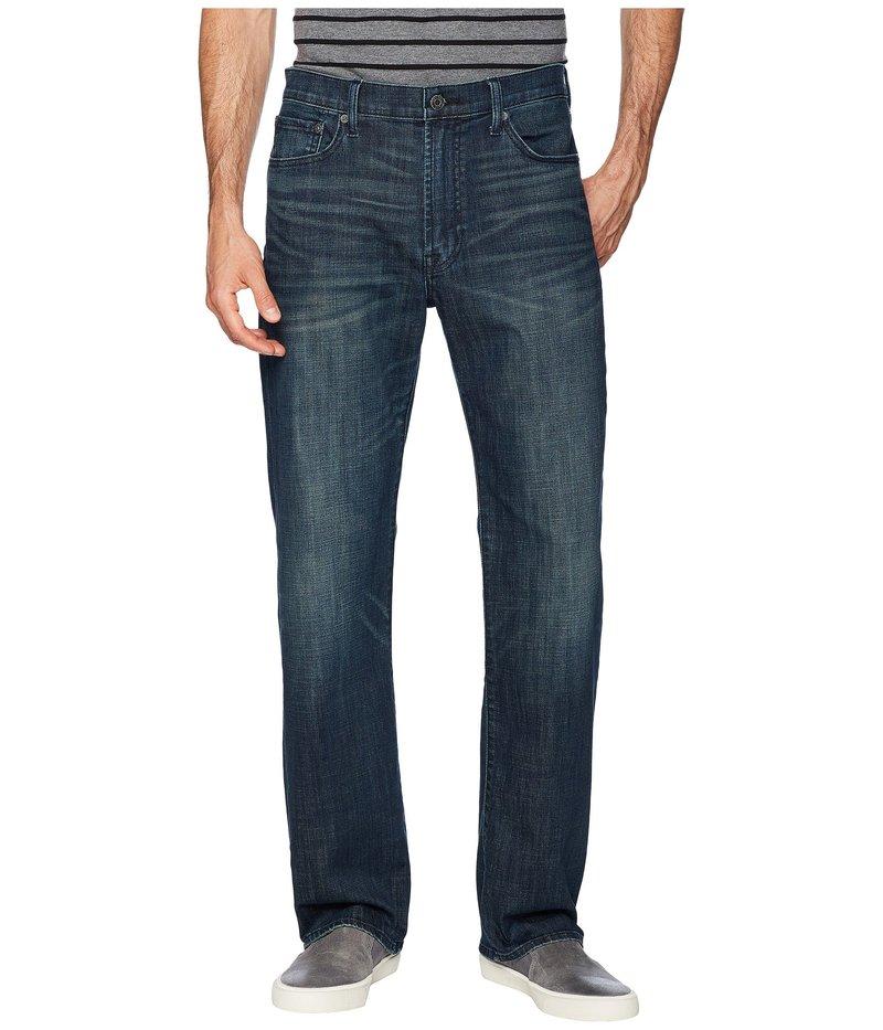 ラッキーブランド メンズ デニムパンツ ボトムス 181 Relaxed Straight Jeans in Briny Deep Briny Deep