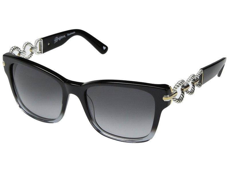 ブライトン レディース サングラス・アイウェア アクセサリー Kindred Fade Sunglasses Black/Grey