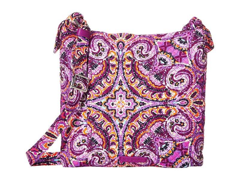 ベラブラッドリー レディース ハンドバッグ バッグ Hadley Hipster Dream Tapestry