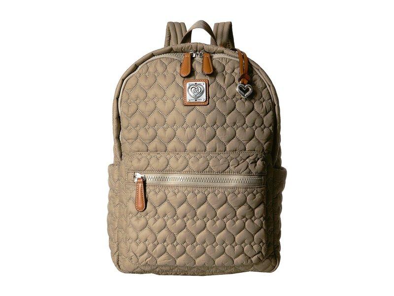 ブライトン レディース バックパック・リュックサック バッグ Kirby Carry-On Backpack Cobblestone